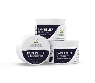 CBD CLINIC™ Professional Series Level 5 Deep Muscle and Joint Pain Relief