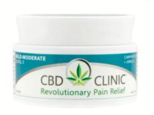 CBD CLINIC™ Pain Relief Professional Series Level 2 - Mild to Moderate Pain Relief