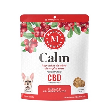 Martha Stewart CBD Baked Chews | Calm