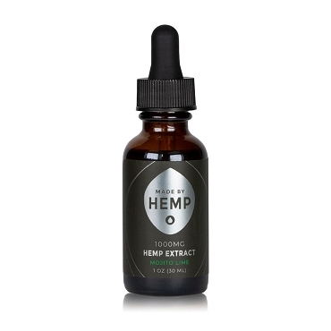 Made By Hemp Mojito Lime Hemp Extract
