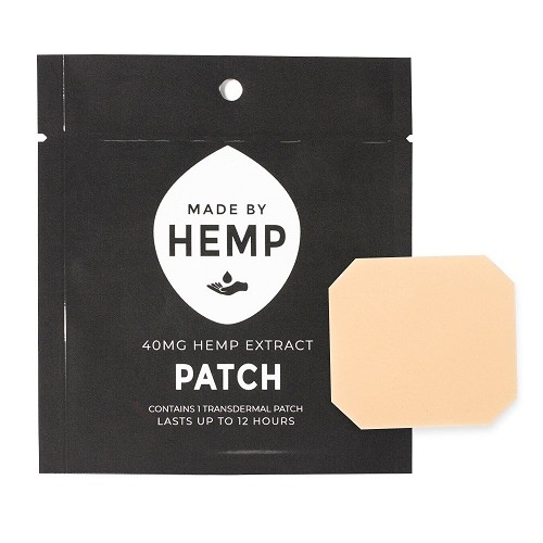 Made by Hemp - Hemp Patch (40Mg)